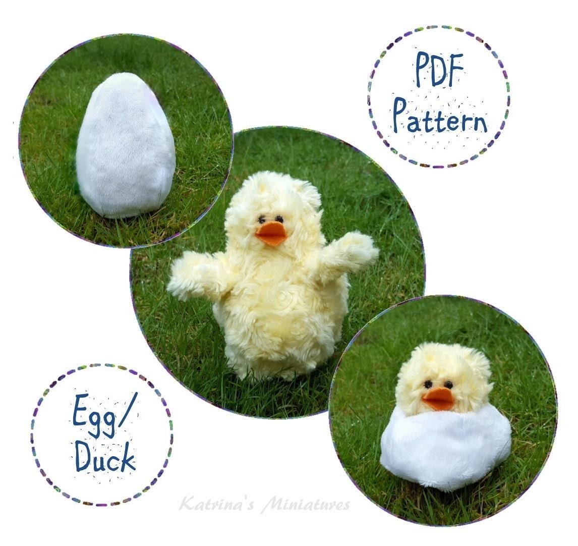 PDF Pattern Reversible Duck/Egg