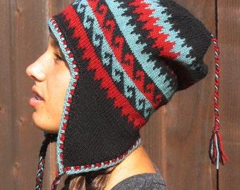 d1dac4000ed Knit Pattern - Chullo Hat
