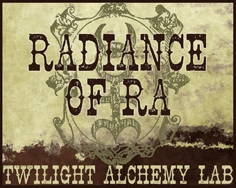 Radiance of Ra - TAL Oil