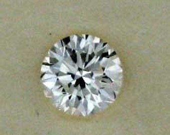 GIA Certified Modern Round Brilliant Cut Diamond 0.93 ct VVS-2 clarity, G Color