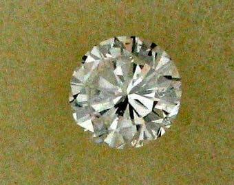 Exact 1.01 Ct GIA Certified Loose Natural Diamond