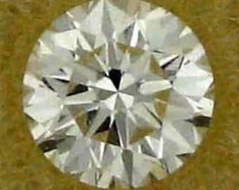 LOOSE DIAMOND GIA Certed 0.93 Carat Modern Round Brilliant Cut