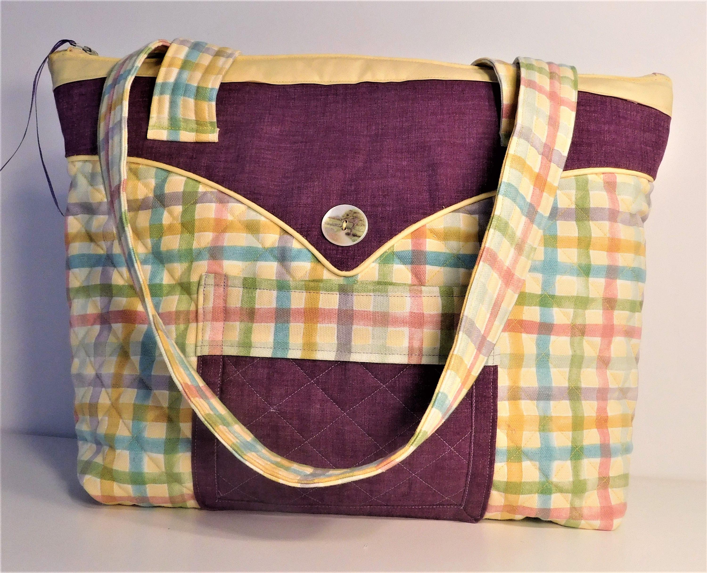 Chubby bag quilting — img 7