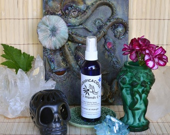 Invocation At Midnight      Our magical spray to clear the air and energize your personal spaces
