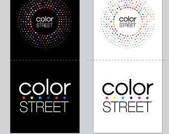 Color Street Runner Etsy
