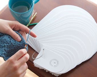 Crochet Hat Making Templates - Crochet Hat Making Pattern - Crochet Hat Pattern - Crochet Hat Template - Crochet Hat tool - Crochet template