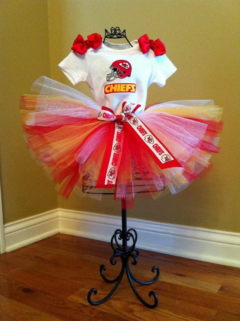 3fb911f3 Kansas City Chiefs tutu outfit
