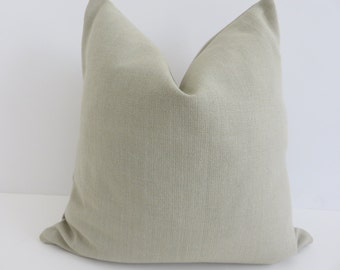 Beige Pillow Cover, Pillow Cover. Solid Pillow Cover, Solid Beige Pillow