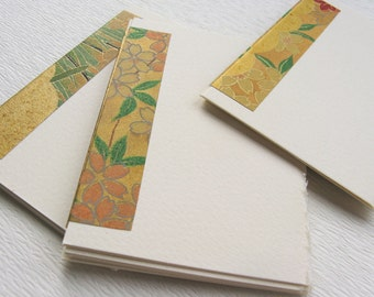 Place Card / Gift Card in Gold