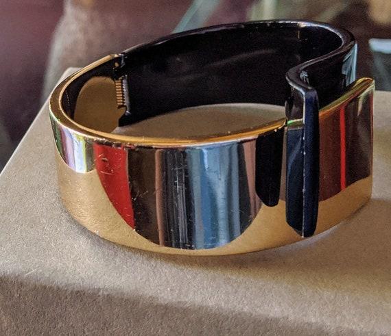 Lanvin, Two-Tone, Vintage, Modernist, Cool 70's S… - image 4