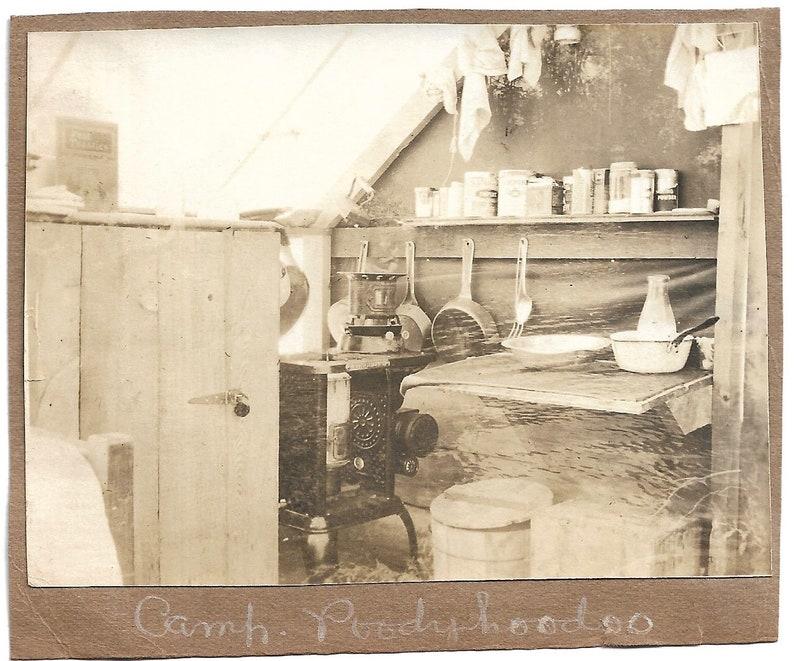 image 0  sc 1 st  Etsy & Vintage Snapshot Camp Poodyhoodoo Roughing It | Etsy