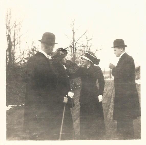 d53dd86af1d Vintage Photo Bowler Derby Antique Hats Handsome