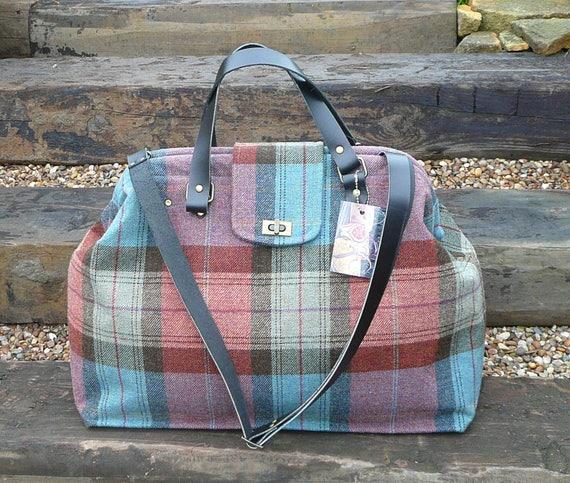 Weekender Bag Carpet Bag Mary Poppins Bag Travel Bag | Etsy