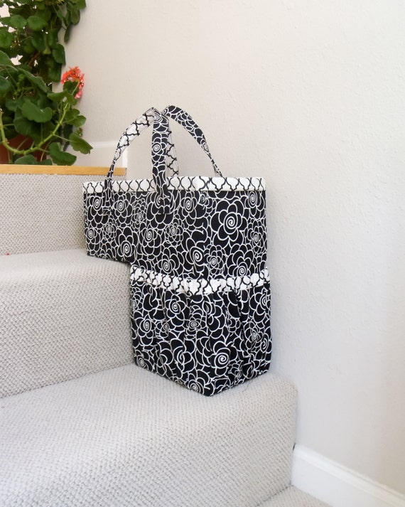 Sewing Pattern: Stair Basket Paper format pattern storage | Etsy