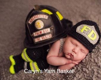 0253e0aef48 Fireman hat pattern