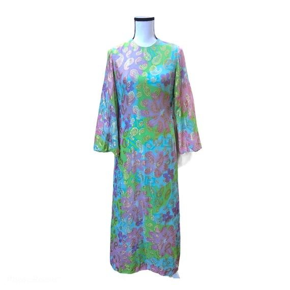 Nat Kaplan Couture Vintage Dress