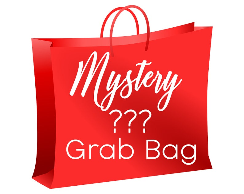 Mystery Grab Bag // Over double its price in product // Stamp image 0