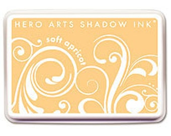 Hero Arts Soft Apricot Shadow Ink Pad AF145