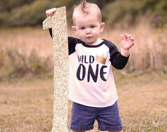 first birthday shirt, wild one birthday shirt, where the wild things are first birthday