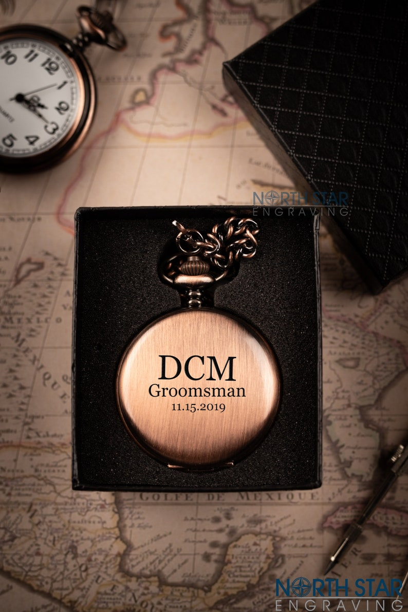Christmas gifts for Dad from daughter Pocket watch chain ...