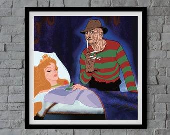 Freddy's Sleeping Beauty