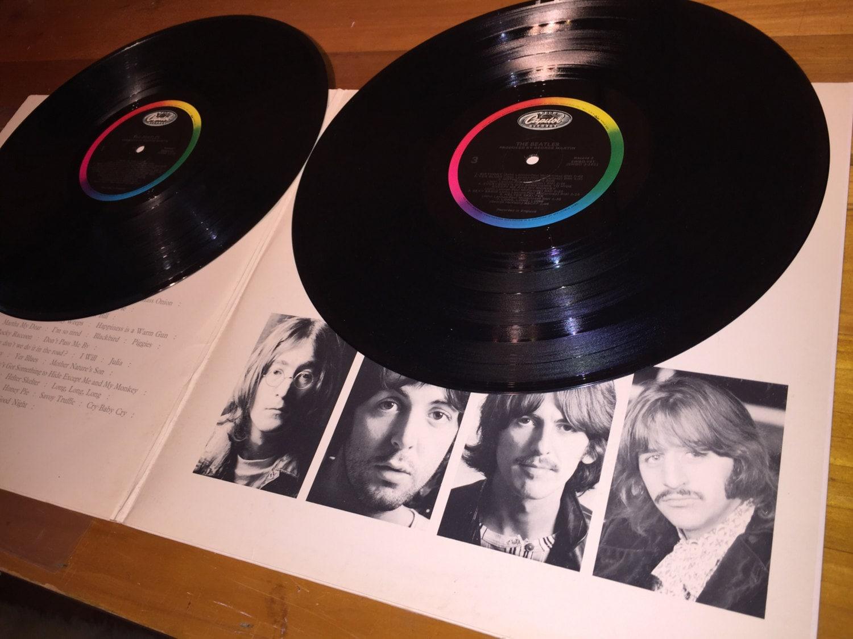 Sale Rare Beatles White Album Swbo 101 Recorded In England