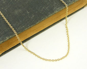 30 Inch Gold Chain Necklace  CH1-G30