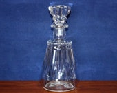 Vintage Baccarat Piccadilly Decanter with Stopper