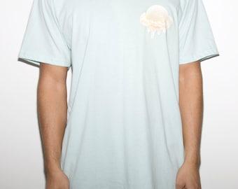 Vanilla Ice Cream Scoop Pocket Shirt Men's / Unisex