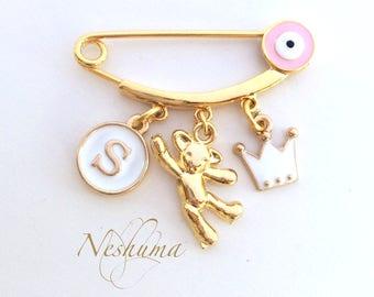 Custom Baby Girl Name Jewelry | Etsy