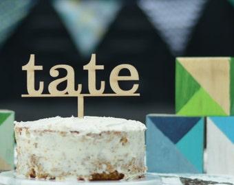 First birthday cake topper, cake topper, Custom birthday cake toppers, Birthday party supplies, personalized birthday cake topper