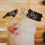 State Cake Topper, Wedding Cake Toppers, Wedding Chalkboard, Weddings, Wedding Decor, California, New York, Texas, Florida, Oregon, Idaho
