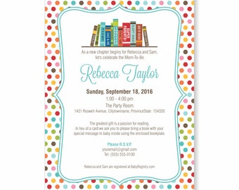 Items similar to book baby shower invitation bring a book baby book theme baby shower invite story book baby shower invitation bring a book invite instead of card book request printable baby shower filmwisefo