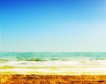 Ocean Photography, Abstract Ocean Art, Ocean Photo, Beach Photography, Beach Wall Art, Beach Decor