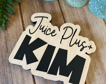 Custom Business Name Tags with logo | Business Name Tags | Magnetic Name Tags | Safety Pin Name Tags