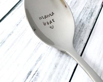 Mama Bear Spoon