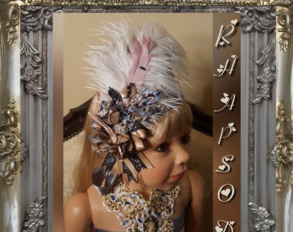 Marie Antoinette Headpiece & Choker
