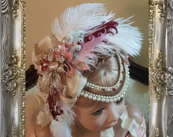 Masquerade Ball Headpiece