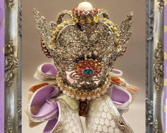 One True Princess Birthday Party Crown