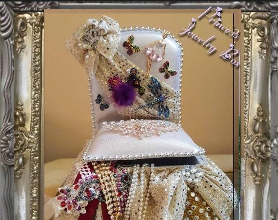 The Royal Princess Jewelry Box - Color Set 1