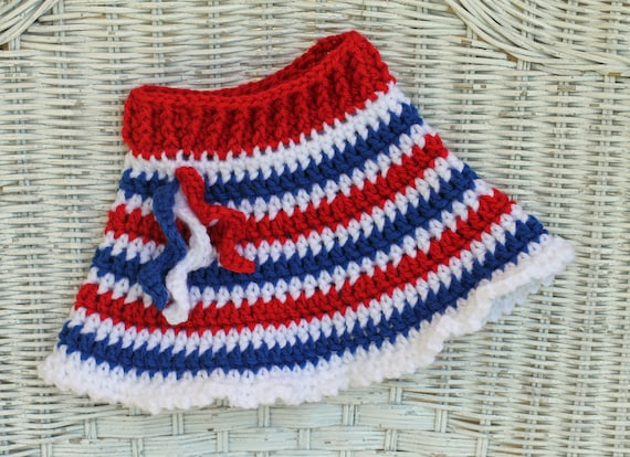 Instant Download Versatile Crochet Baby Skirt Pattern 3 Patterns