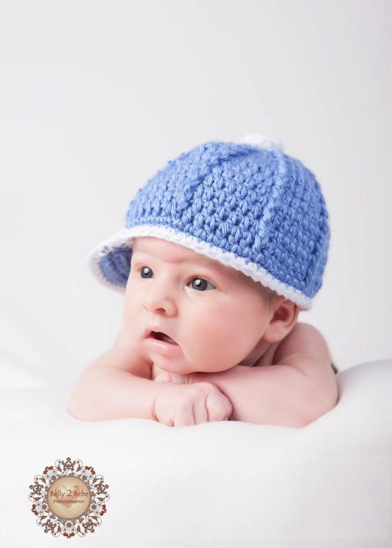 hand crochet baby aviator hat by attic ...  |Baby Cap
