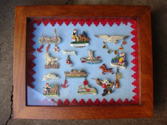 Iconic Celluloid Pin Collection - image 5