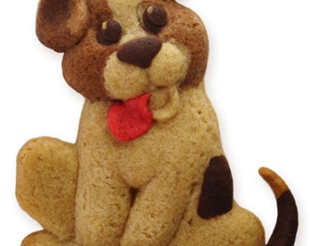 PUPPY LOVE Cake/ Cookie/ Crafts/ Chocolate Baking Mold