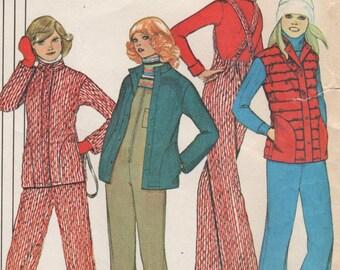 ab67364438 Sewing pattern ski jacket