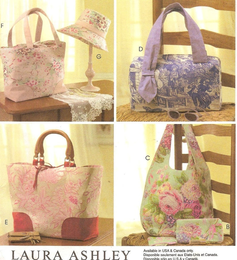 e3aa154f27 Laura Ashley Handbags   Hat Totes Small Bags 4 Designer