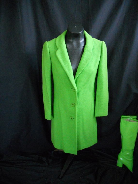 Great Apple Green Sixties Boulce Junior Sophistica