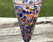 Hand Blown Glass Cup Mult...