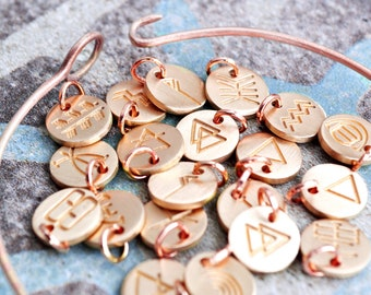 Personalized Gift / Personalized Bracelet / Symbols Bracelet / Custom Bracelet/Charm Bracelet/Symbol Jewelry/Ethnic Jewellery/Ethnic Jewelry
