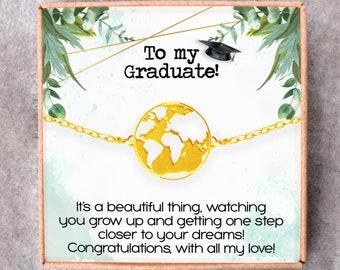 Graduation GiftDaughter GraduationGift for GraduateCollege GiftGift for GraduationGraduating GiftCollege Student GiftGraduation Neckl